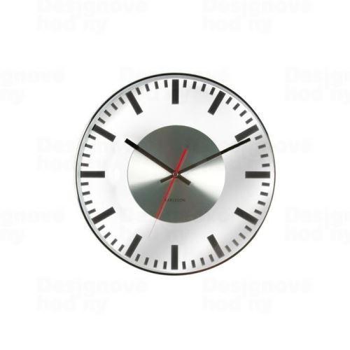Dizajnové nástenné hodiny KA5440 Karlsson 30cm