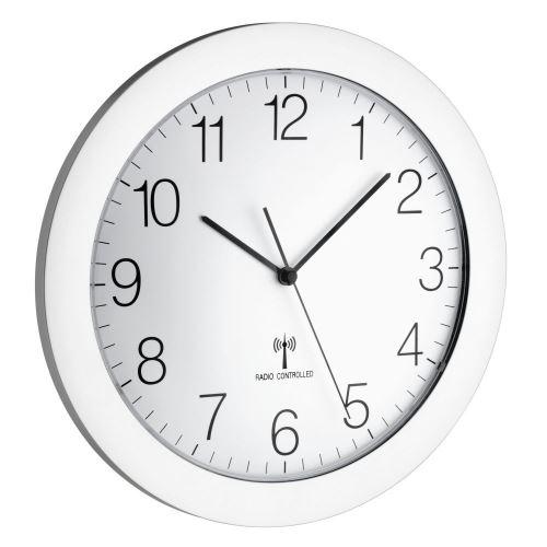Nástenné DCF hodiny TFA 60.3512.02 s tichým chodom