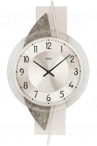 Nástenné hodiny 9552 AMS 42cm
