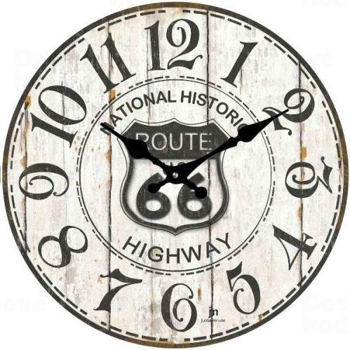 Dizajnové nástenné hodiny 14848 Lowell 34cm