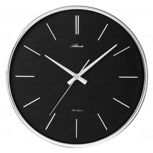 Dizajnové nástenné hodiny AT4456-19 Atlanta 32cm