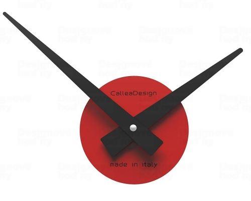 Dizajnové hodiny 10-311 CalleaDesign Botticelli piccolo 32cm (viac farebných verzií) Farba antracitová čierna - 4