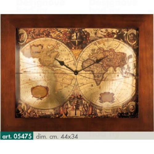 Originálne nástenné hodiny 05475 Lowell Prestige 44cm