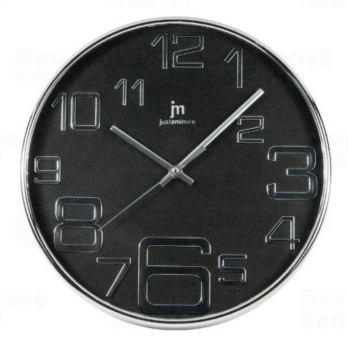 Dizajnové nástenné hodiny 00820N Lowell 30cm