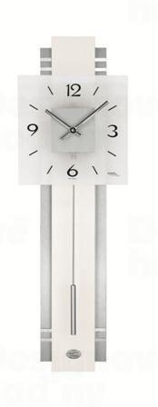 Kyvadlové nástenné hodiny 7302 AMS 68cm