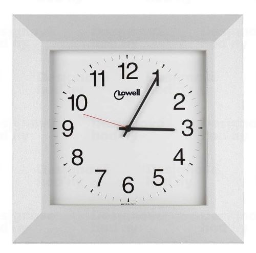 Dizajnové nástenné hodiny 04637B Lowell 40cm