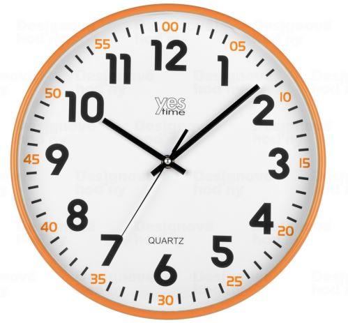 Nástenné hodiny 00720 Lowell 30cm