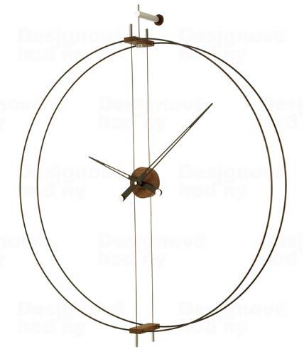 Dizajnové nástenné hodiny Nomon Barcelona N 90cm