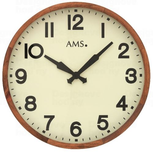 Nástenné hodiny 9535 AMS 40cm