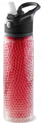 ASOBO chladiaca fľaša na nápoje Deep Freeze červená 600ml