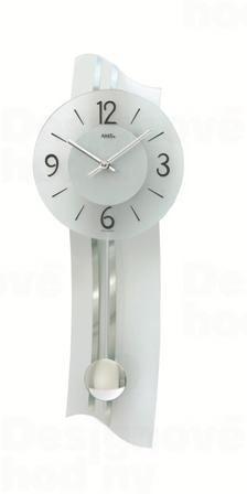 Kyvadlové nástenné hodiny 7239 AMS 60cm