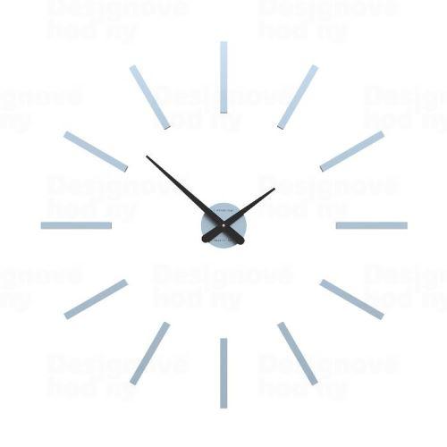Dizajnové hodiny 10-302 CalleaDesign (viac farieb) Farba grafitová (tmavo šedá) - 3