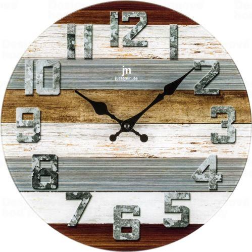 Dizajnové nástenné hodiny 14886 Lowell 34cm
