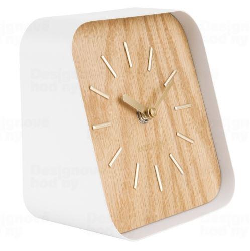 Dizajnové stolové hodiny KA5718WD Karlsson 15cm