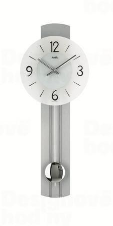 Kyvadlové nástenné hodiny 7275 AMS 60cm
