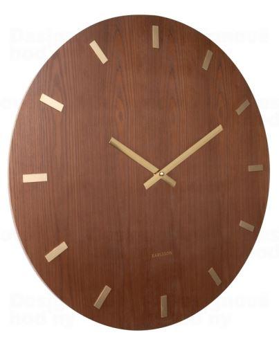 Dizajnové nástenné hodiny 5704DW Karlsson 70cm