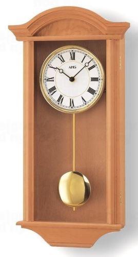 Kyvadlové nástenné hodiny 990/16 AMS 53cm