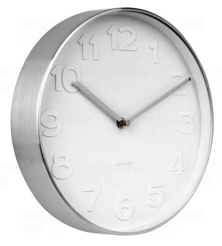 Dizajnové nástenné hodiny 5672 Karlsson 28cm