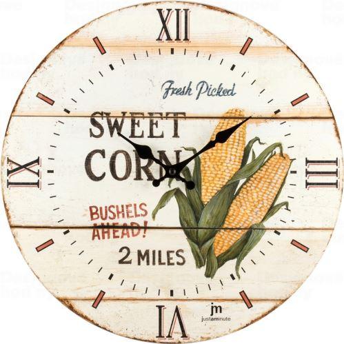 Dizajnové nástenné hodiny 21493 Lowell 34cm