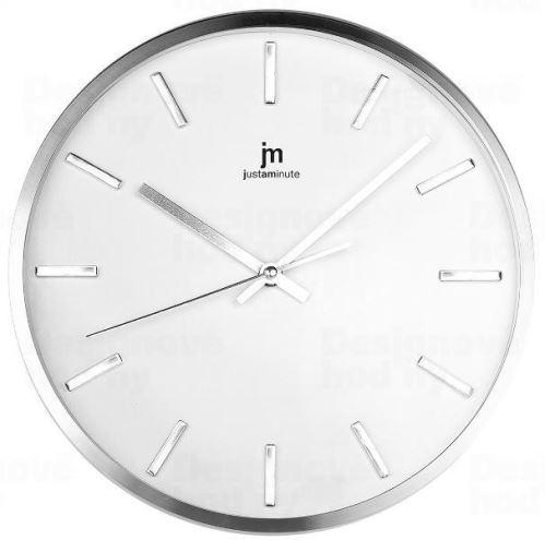Dizajnové nástenné hodiny 14950S Lowell 30cm