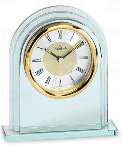 Dizajnové stolové hodiny s funkciu budíka AT3034-9