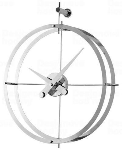 Dizajnové nástenné hodiny Nomon Dos Puntos Aj 55cm