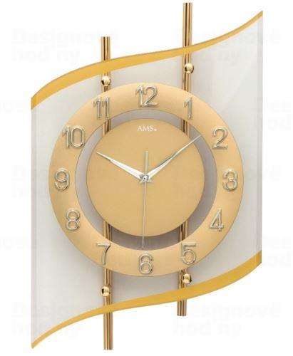 Nástenné hodiny 5505 AMS 45cm