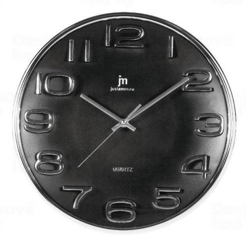 Dizajnové nástenné hodiny 00810N Lowell 33cm