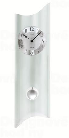 Kyvadlové nástenné hodiny 7324 AMS 68cm