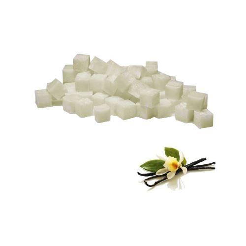 Scented cubes vonnný vosk do aromalámp - vanilla (vanilka), 8x 23g