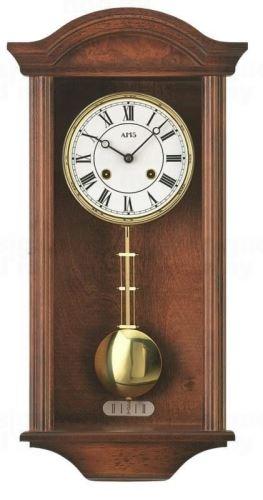 Kyvadlové mechanické nástenné hodiny 614/1 AMS 53cm