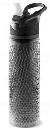 ASOBO chladiaca fľaša na nápoje Deep Freeze sivá 600ml