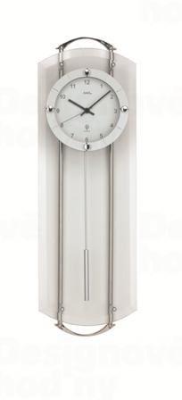 Kyvadlové nástenné hodiny 5263 AMS riadené rádiovým signálom 60cm