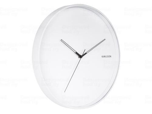Dizajnové nástenné hodiny 5807WH Karlsson 40cm