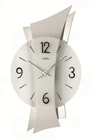 Nástenné hodiny 9398 AMS 43cm