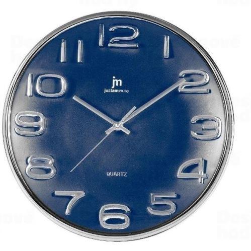 Dizajnové nástenné hodiny 00810 Lowell 33cm