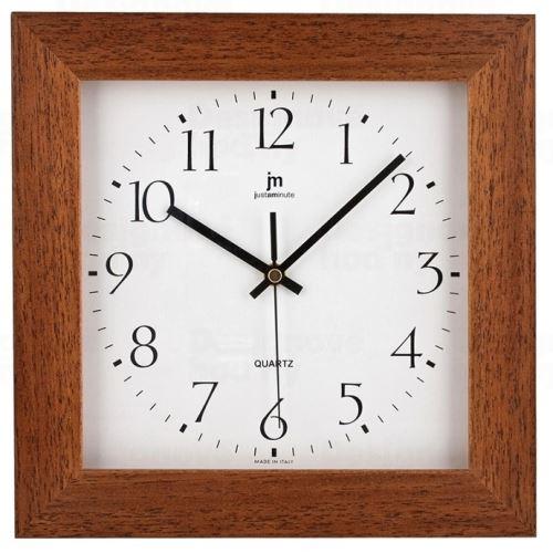 Dizajnové nástenné hodiny 02821C Lowell 27cm