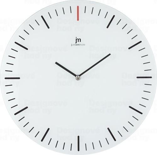 Dizajnové nástenné hodiny 14870 Lowell 38cm