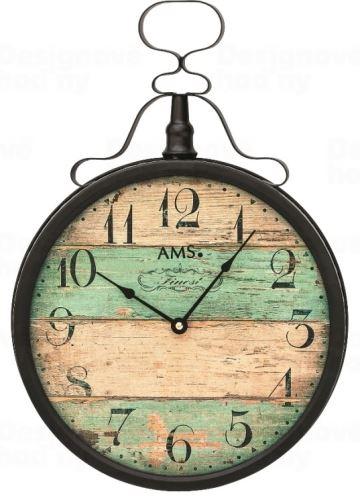 Nástenné hodiny 9532 AMS 47cm