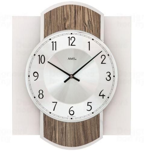 Nástenné hodiny 9562 AMS 32cm