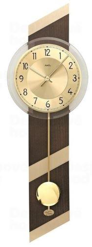 Kyvadlové nástenné hodiny 7412 AMS 69cm