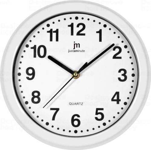 Nástenné hodiny 00710B Lowell 25cm