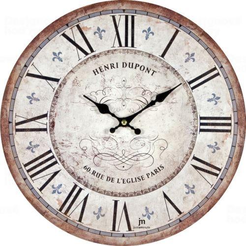 Dizajnové nástenné hodiny Lowell 21432 Clocks 34cm