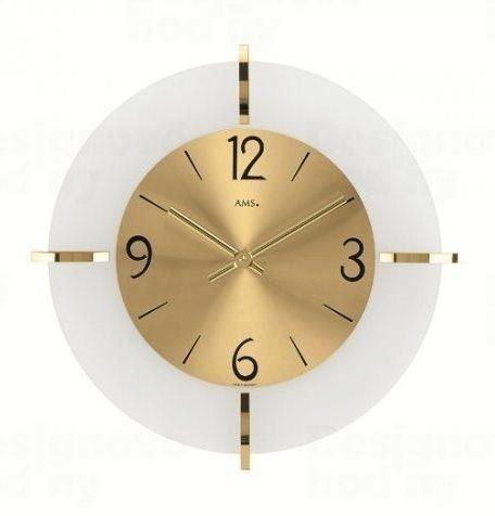 Nástenné hodiny 9287 AMS 32cm