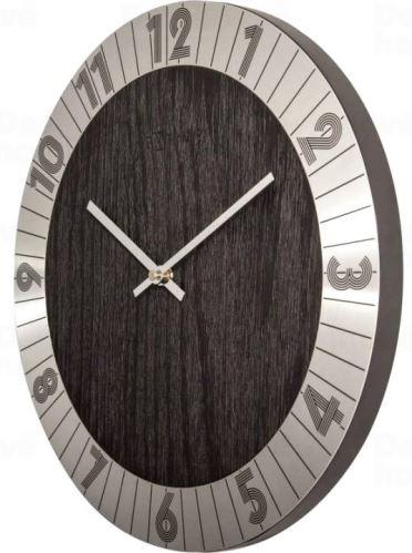 Dizajnové nástenné hodiny 3198zi Nextime Flare 35cm
