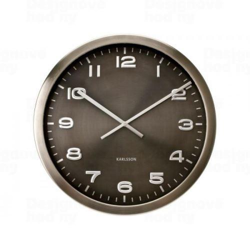 Dizajnové nástenné hodiny 4625 Karlsson 50cm