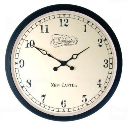 Dizajnové nástenné hodiny 2654 Nextime Antik 25cm