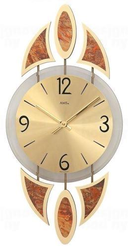 Nástenné hodiny 9437 AMS 50cm