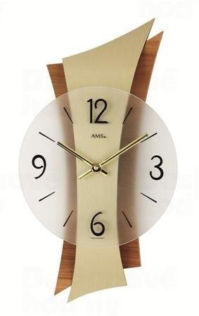 Nástenné hodiny 9396 AMS 43cm