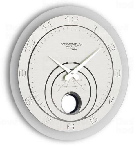 Dizajnové nástenné hodiny I139M IncantesimoDesign 45cm
